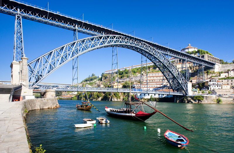 Image result for ponte de d luis porto portugal