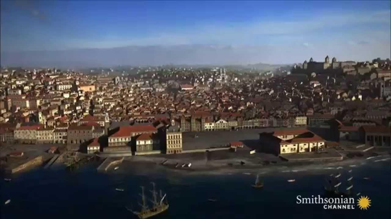 Lisboa antes do terramoto de 1755 era das cidades mais ricas do mundo