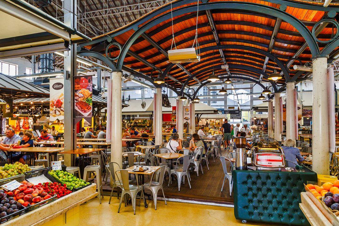 Os melhores mercados de comida de rua em Lisboa